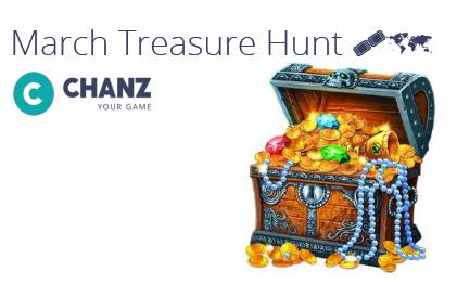 Treasure Hunt bei CHANZ