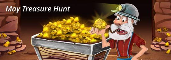 Treasure Hunt bei CHANZ